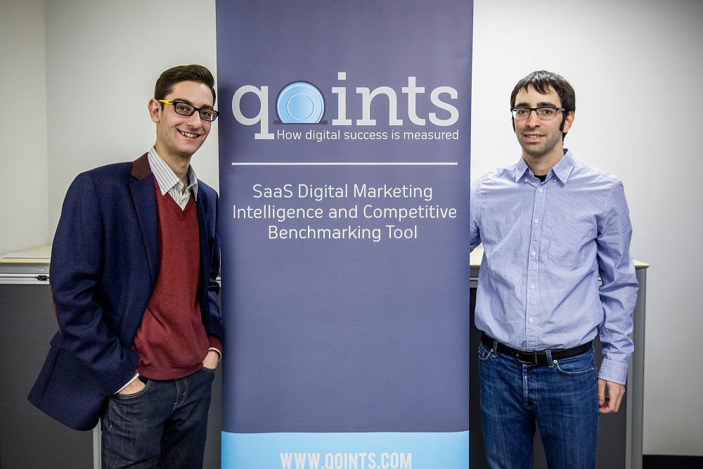 Qoints helps big brands set digital marketing benchmarks