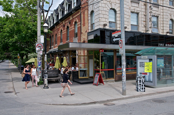 West Queen West ranked one of the coolest streets in North America