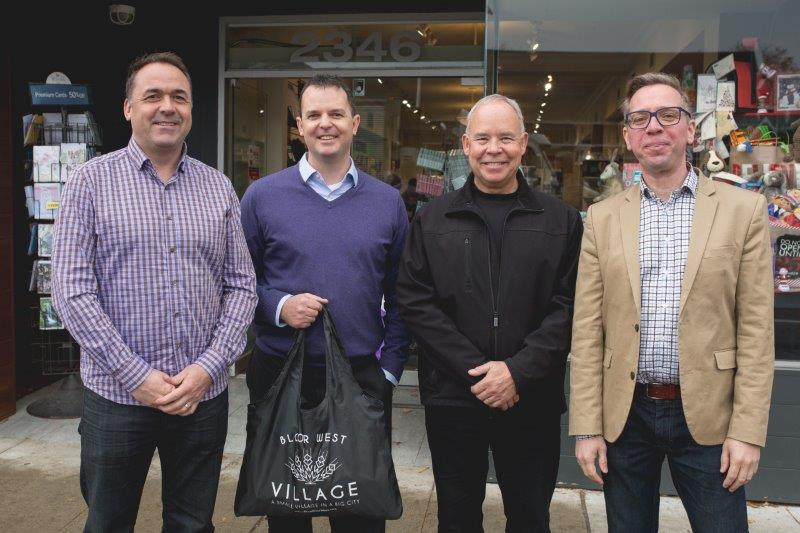 PeopleFlow pilot keep tabs on returning shoppers in Bloor West Village