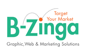 B-Zinga | Graphic, Web and Marketing Solutions