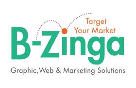 B-Zinga | Graphic, Web and Marketing Solutions