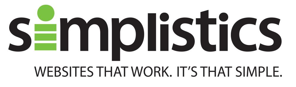 Simplistics Web Design Inc