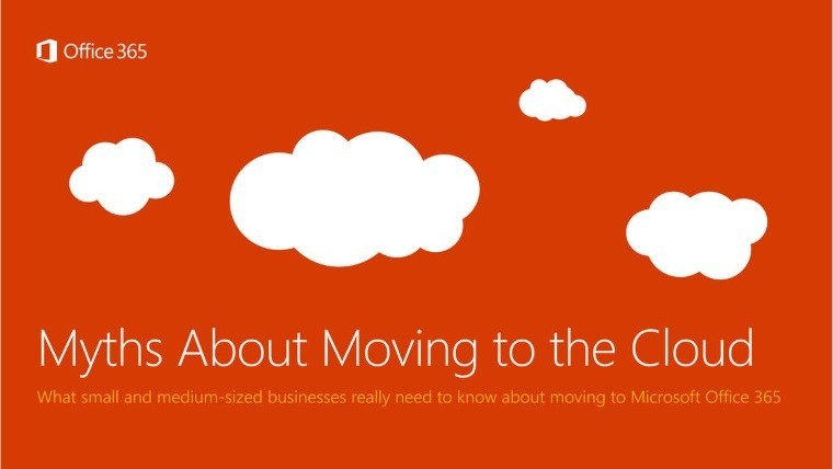 Microsoft Myths about the cloud