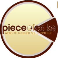 Piece of Cake Website Builder and Ecommerce