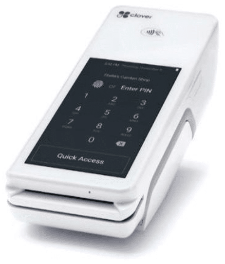 Clover Flex – all-in-one POS with extended capabilities