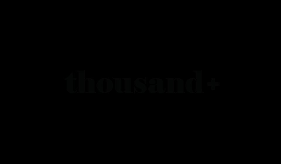 #Thousand Plus