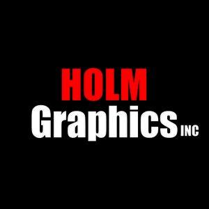HOLM GRAPHICS INC