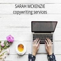 Sarah McKenzie - Copywriting Services