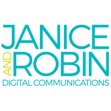 Janice and Robin - Digital Communications