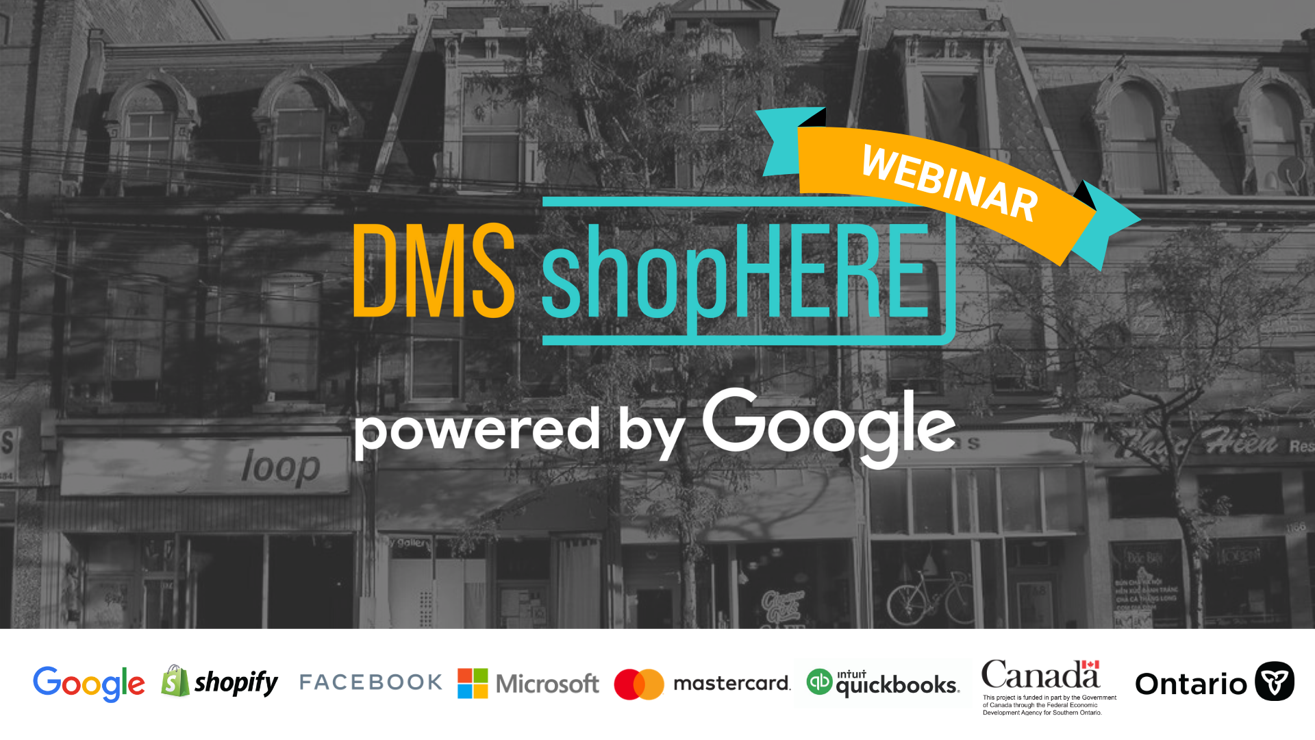 ShopHERE Powered By Google Webinar