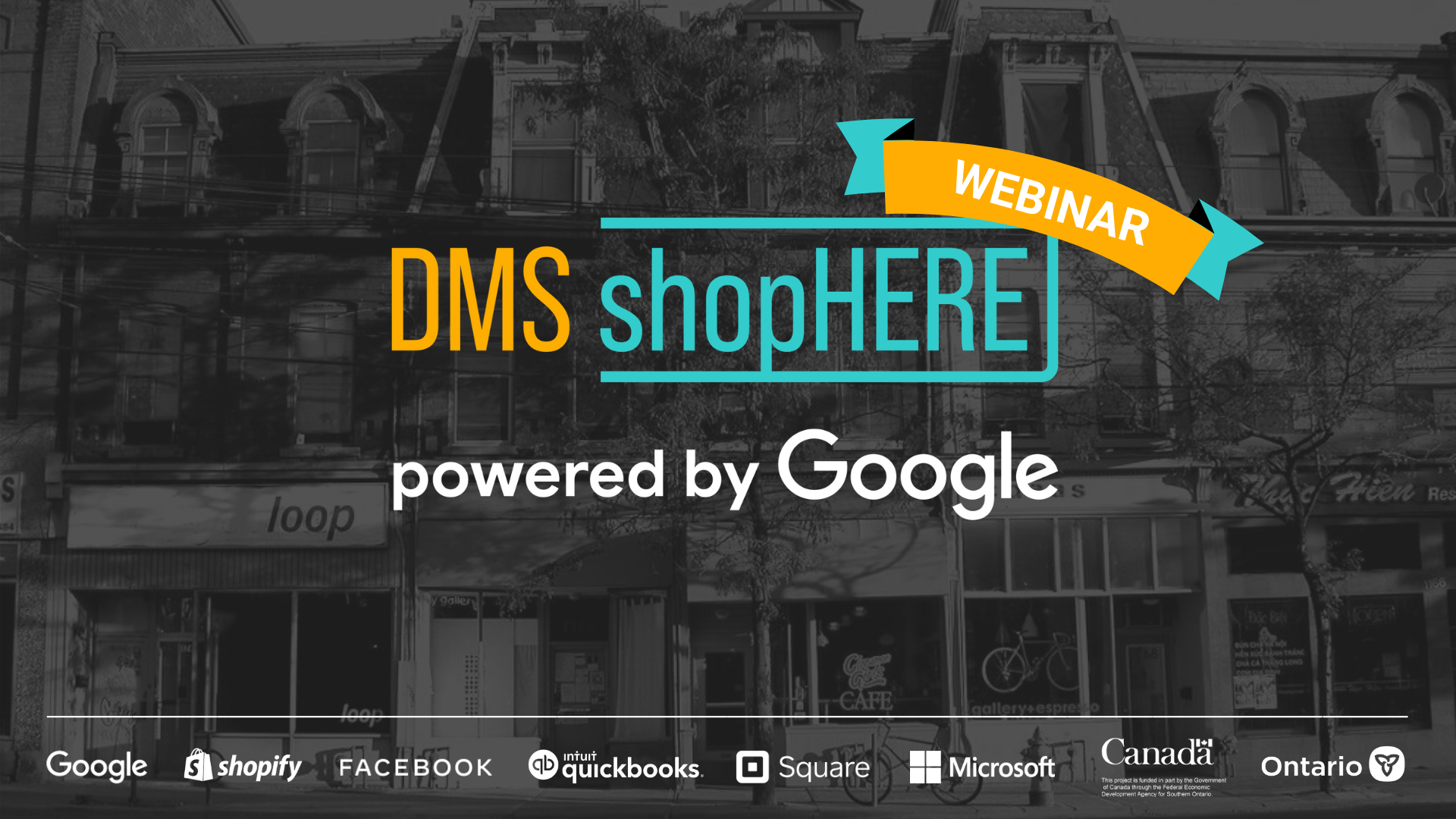 ShopHERE Powered By Google Webinar weekly every Thursday