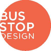 Bus Stop Design + Communications