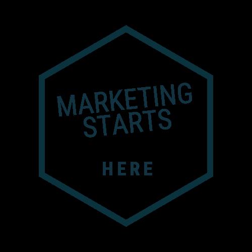 Marketing Starts Here