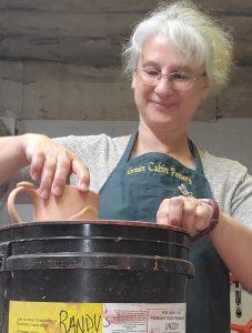 Digital Main Street ShopHERE Program powered by Google Graduate, Green Cabin Pottery