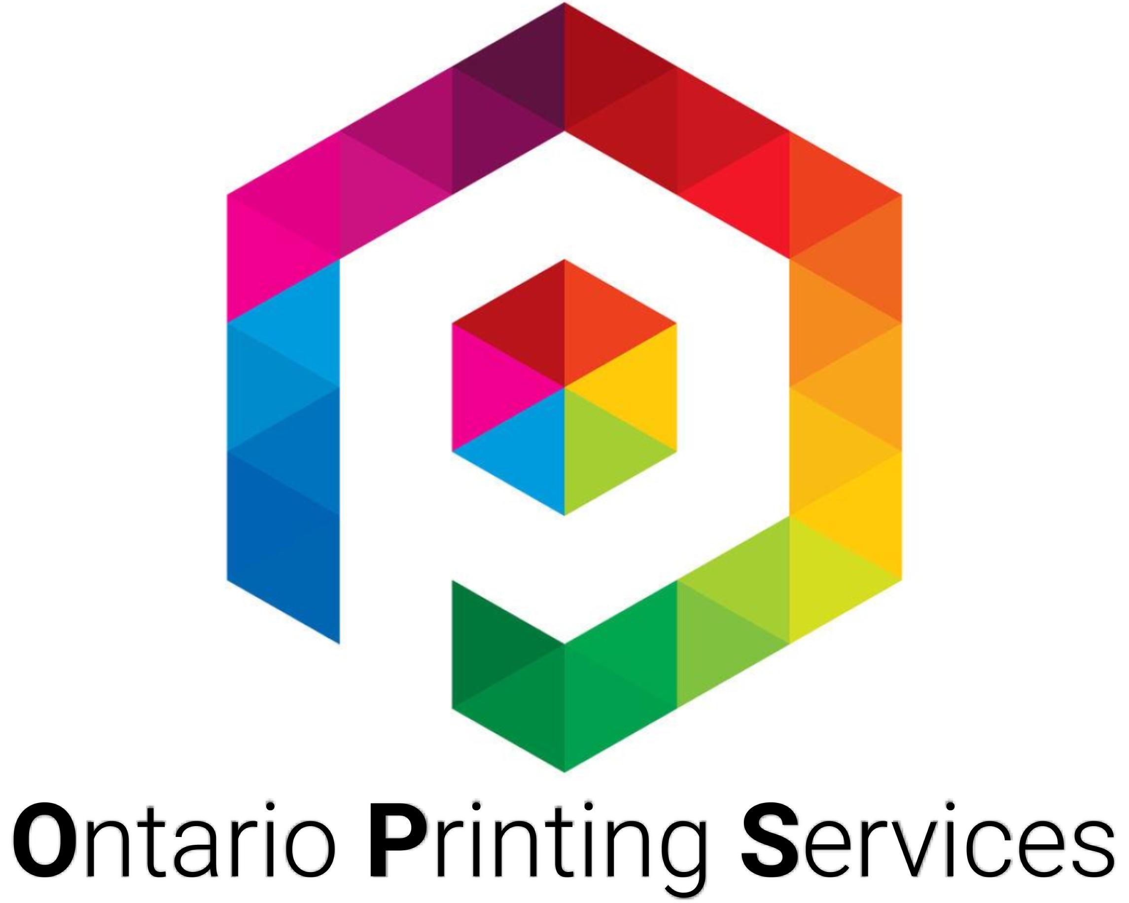 Ontario Printing Services
