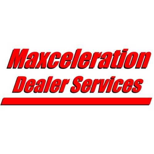 Maxceleration Dealer Services