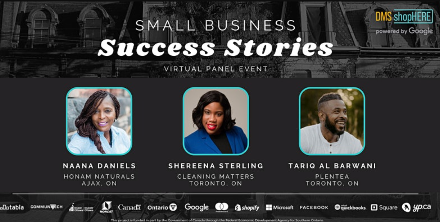 Small Business Success Stories ShopHERE