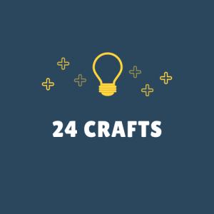 24 Crafts